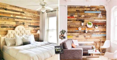 rivestire una parete in legno rivestire una parete con bancali ispirazione interior