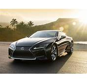 First Drive 2018 Lexus LC 500 And 500h  NY Daily News