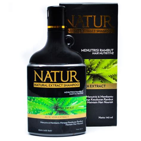 Natur Conditioner Ginseng s talk natur shoo conditioner dan hair tonic review