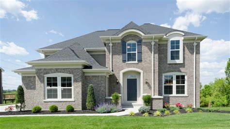 the clay floorplan by fischer homes model home in west