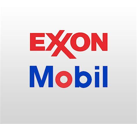 exxon and mobile image gallery exxonmobil logo