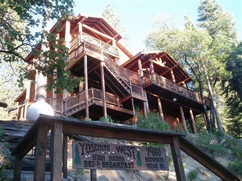 Yosemite West High Sierra Bed And Breakfast B B Voir 116 Avis