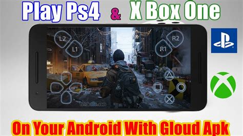 android hack apk mod 2014 play ps4 xbox one games on android using gloud mod apk