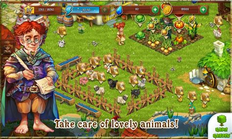 download game fairy farm mod farmdale apk v1 9 5 mod unlimited money for android