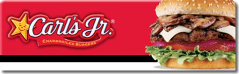 Carl S Jr Gift Card Promotion - hardees carls jr logo car interior design