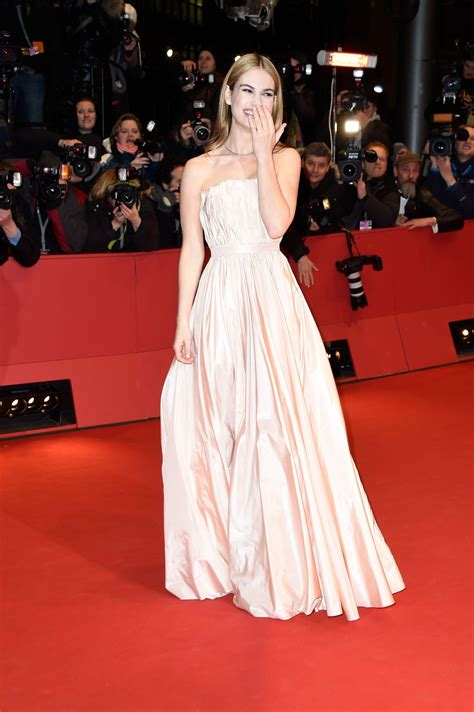 film cinderella berlin lily james at cinderella premiere in berlin hawtcelebs