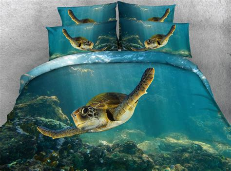 sea turtle comforter online get cheap sea turtles bedding aliexpress com