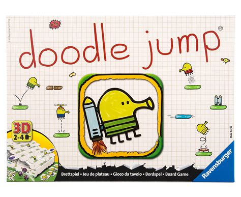 Ravensburger Doodle Jump Board Great Daily Deals At