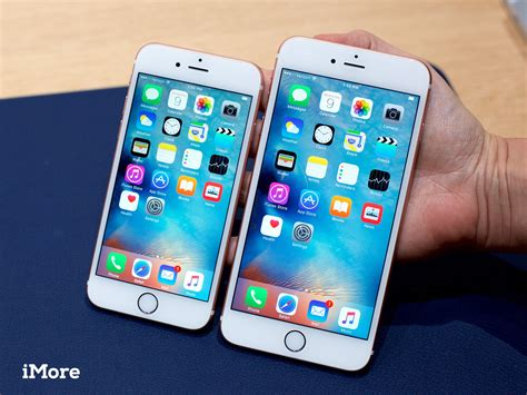 iphone 6s plus screen size vs 8 plus what size iphone should you get iphone 6s or iphone 6s plus imore