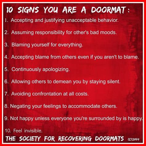 Not A Doormat Quotes by 173 Best Codependency The Curable Addiction Images On