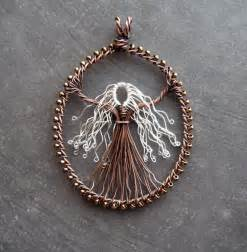 25 best ideas about wire tree necklace on