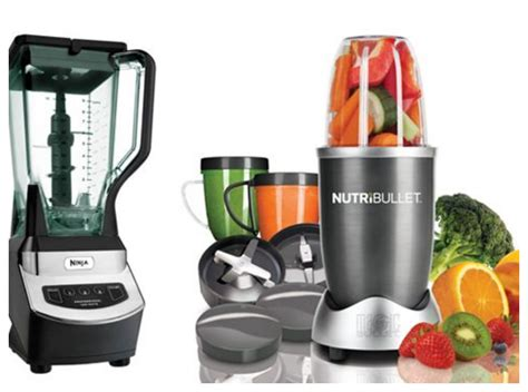 Kitchen Blender Discounts   Bella, NutriBullet and Ninja