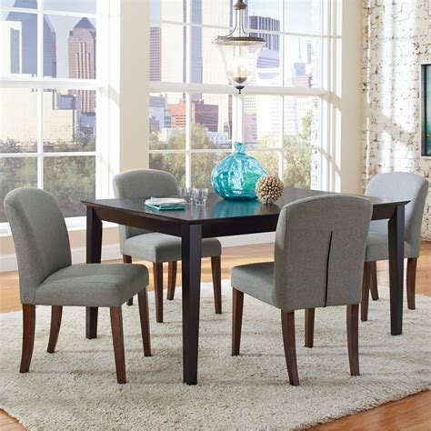 Coaster Dining Room Sets by Coaster Louise Transitional Table And Four Chair Set