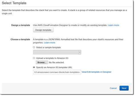 Aws Blockchain Templates Get Started With Blockchain Using The New Aws Blockchain Templates Aws News Blog