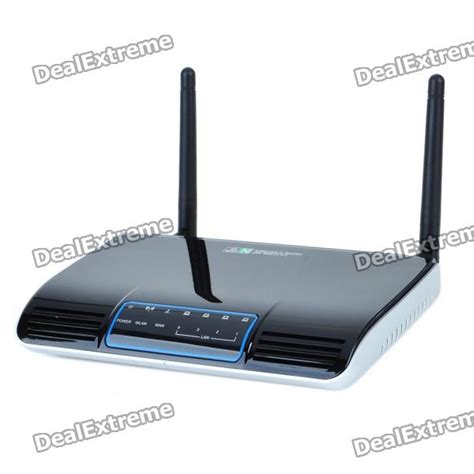 Router Wifi Broadband 2 4ghz 300mbps 802 11n wlan wifi wireless broadband router free shipping dealextreme