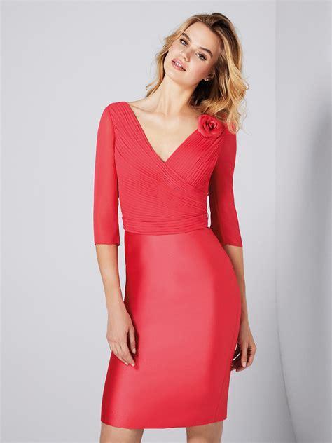 vestidos cortos para invitadas de boda vestidos cortos para invitadas de boda pronovias mepoca