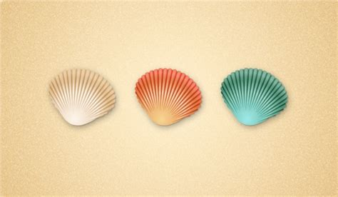 seashell color tip create a simple seashell in adobe illustrator