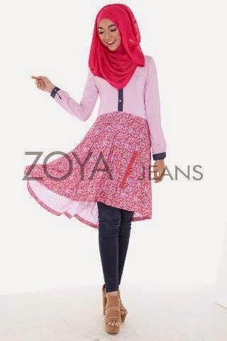 Alana Dress Tosca By Sheika jual kerudung zoya model kerudung terbaru 2014 zoya