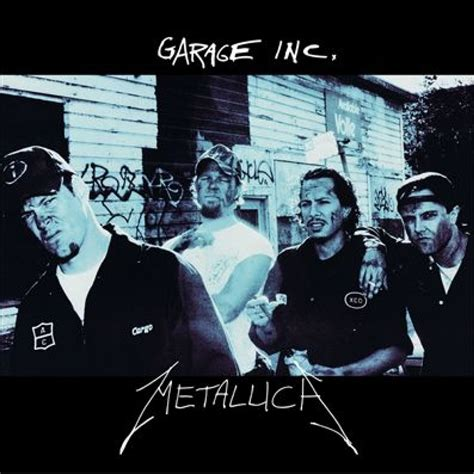 Garage Inc Metallica Garage Inc 1998 Spotify Playlist