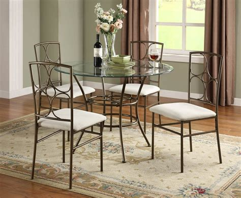 Dining Room Table Design Ideas For Small Spaces With Glass Ikea Glass Dining Table And Chairs