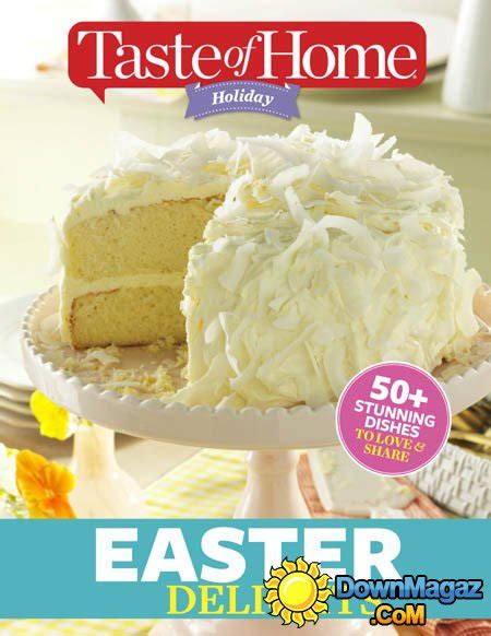 home food and design weekend 2016 taste of home holiday easter delights 2016 187 download
