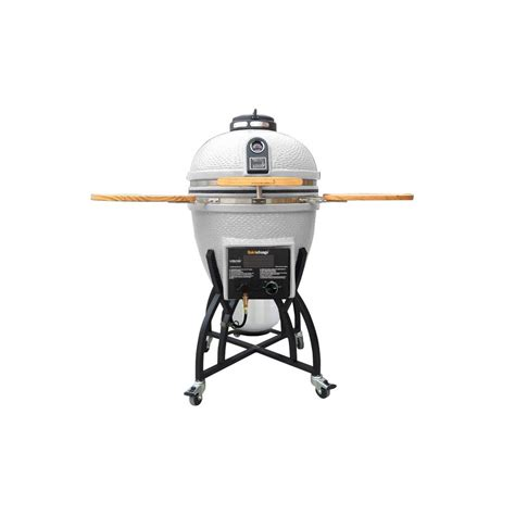 char broil signature 2b cabinet grill gas charcoal combo grills gas grills the home depot