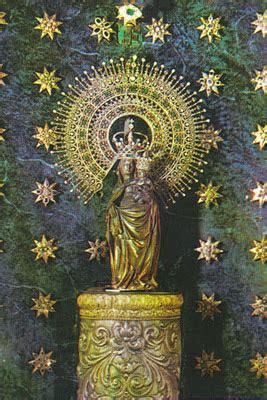imagenes virgen maria pilar santos y cantos el nombre de pilar