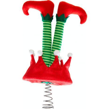 printable elf legs 10 quot upside down elf legs tree topper 2514 442
