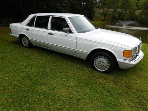 1989 Mercedes 560sel by 1989 Mercedes 560sel For Sale 2002858 Hemmings