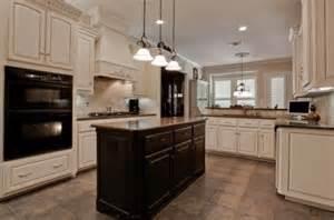kitchen design black appliances ivory cabinets black appliances dark island kitchen