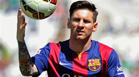 messi tattoo arm jesus 5 fun facts on fifa 16 every fan should know