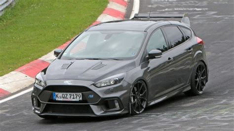 Ford Focus Us News 2017 New 2017 Ford Focus Rs500 Photos Car24news
