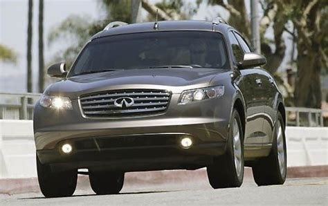 infiniti jeep 2007 used 2008 infiniti fx35 for sale pricing features