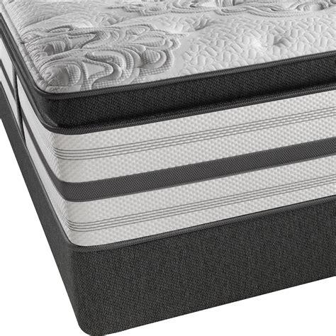 simmons beautyrest platinum columbus luxury firm pillow top mattress