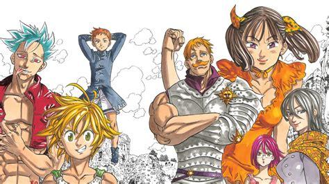 the seven deadly sins seven deadly sins nanatsu no taizai wiki fandom