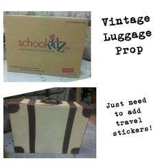 Sticker Rimowa Design 20 the chicago vintage luggage sticker hotel