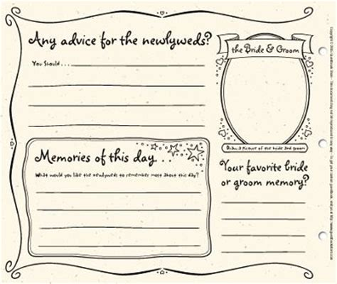 link to guestbook template weddings wedding forums