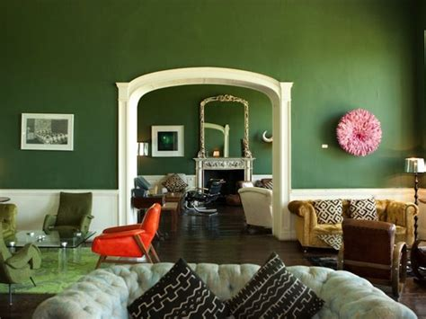 dark green walls 1000 images about colour trend forest green on