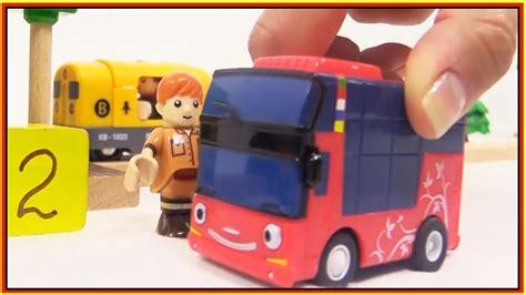 brio bus tayo brio ride tayo the little bus brio toys trains