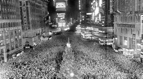 new year history midnight in times square the history of new year s in