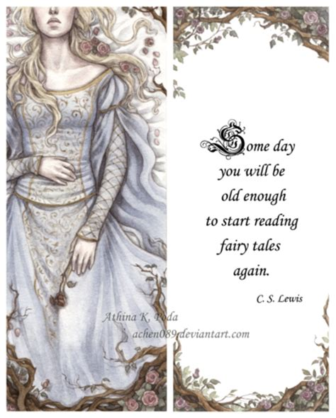free printable narnia bookmarks sleeping beauty bookmark by achen089 on deviantart