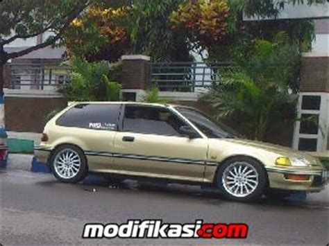 Karpet Mobil Suzuki Esteem wts honda civic nouva 1991