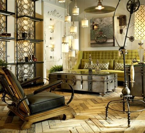 industrial chic decor woodland creek furniture