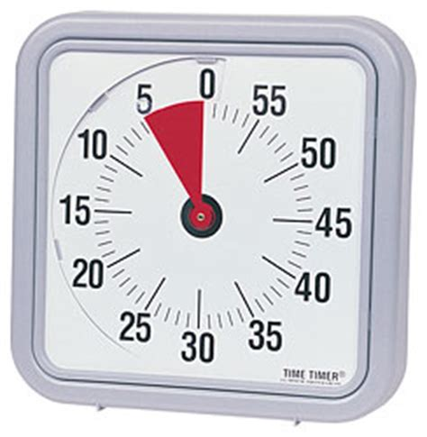 L Timer by Large Time Timer W58654