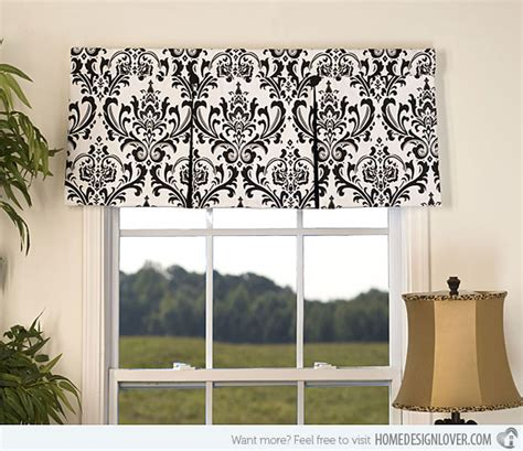 valance ideas 15 different valance designs decoration for house