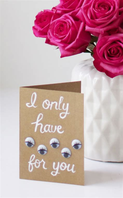 valentines cards cheap 17 diy s day cards ideas for