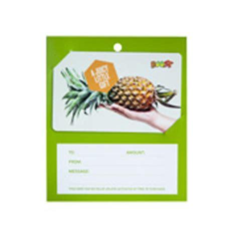 boostjuice boost juice 20 gift card - Boost Juice Gift Card