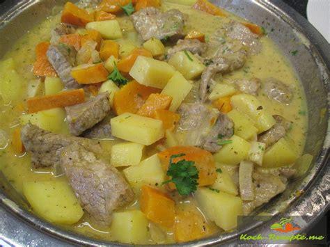 Was Ist K Rbis 5666 by Schnell Schweine Geschnetzeltes Mit K 252 Rbis Kochen