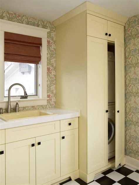 hide stackable washer  dryer home design ideas