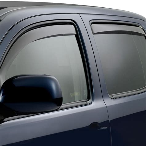 weathertech 174 in channel side window deflectors